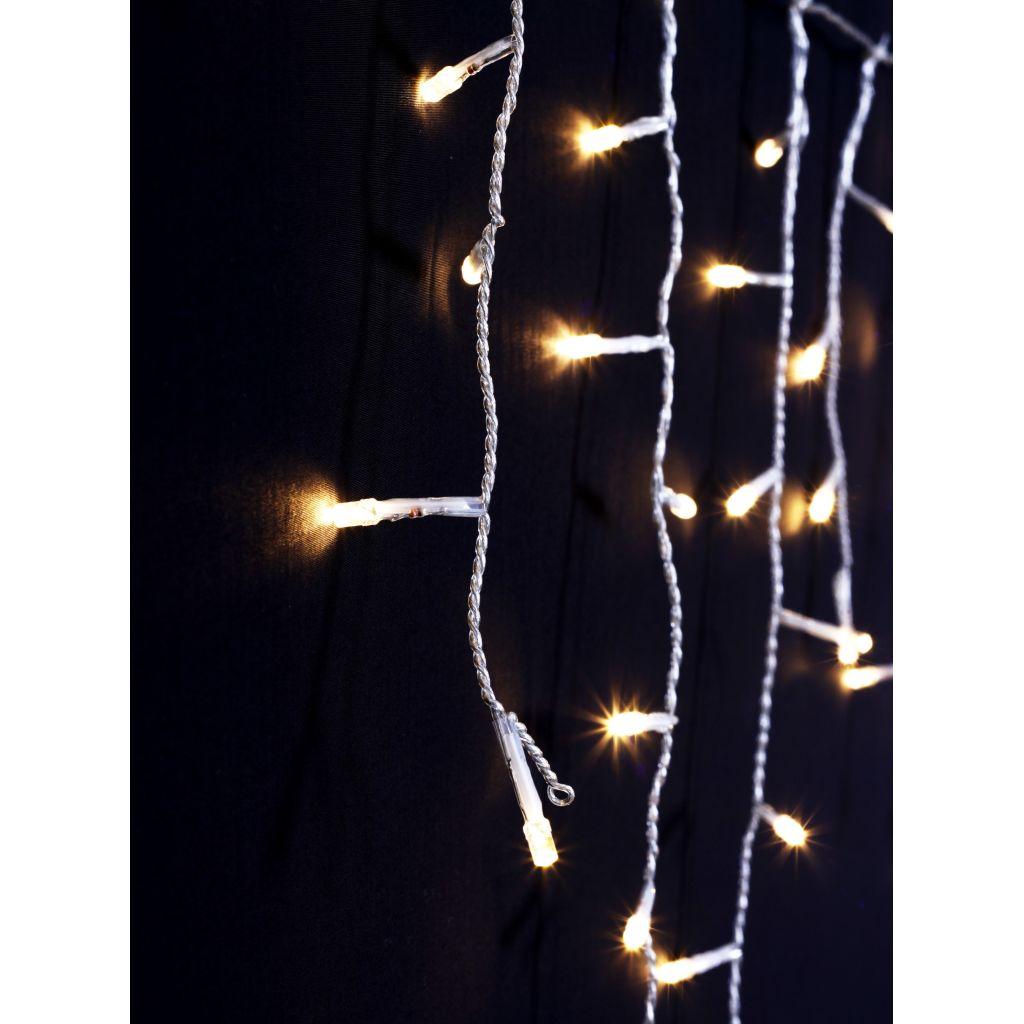 Cortina de Luces de Navidad de 7,8 M (Carámbanos)